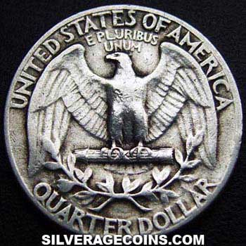1947 United States Washington Silver Quarter